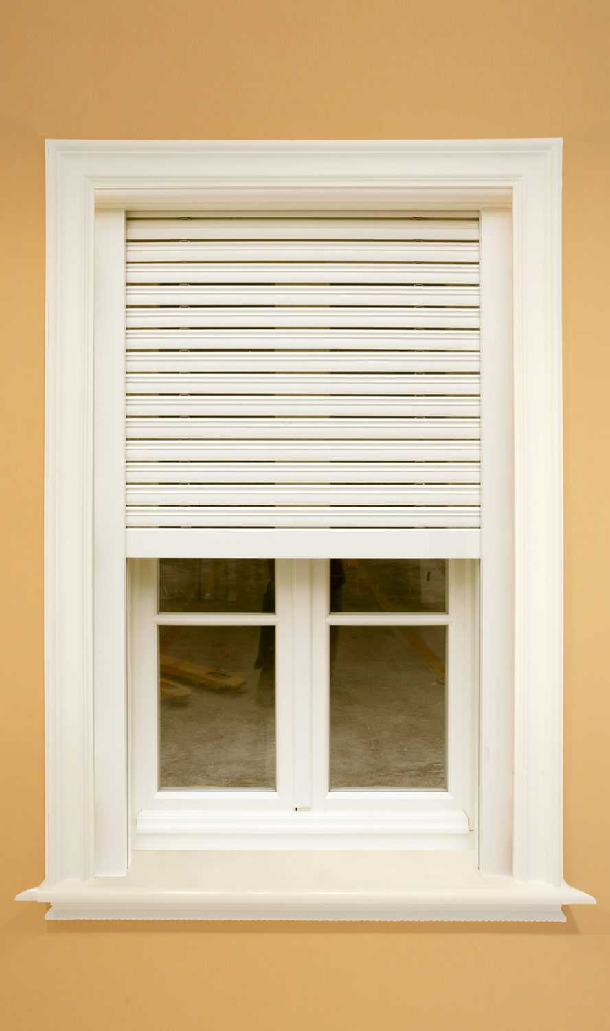 Rolling Shutters Haufen Wooden Windows